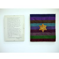 Embroidered Star 1970