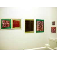 Chinese Lattice Prints 1975/76