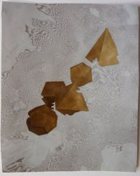GOLD PLATONIC SOLIDS